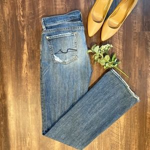7 For All Mandkind | Jeans Medium Wash | Boot Cut